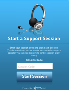 Click for remote support - Abacus Web Services, Lakewood Ranch