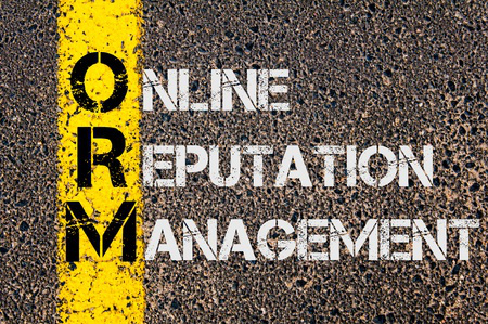 Reputation Management - Matters!