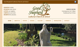 Good Shepherd Lutheran Church and School
