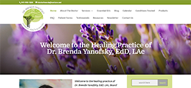 Dr. Brenda Yanofsky Harmony Health & Healing