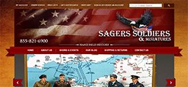 Sagers Soldiers & Miniatures