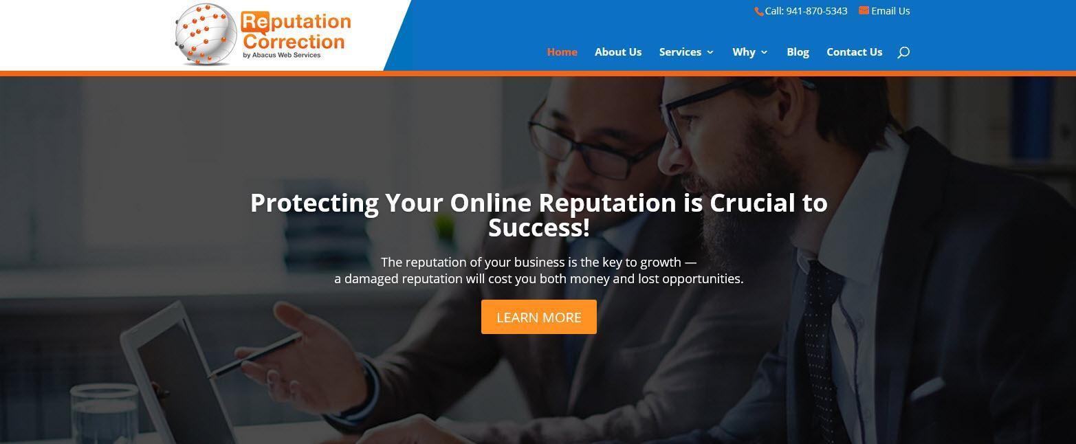 Reputation Correction